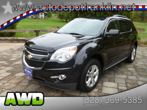 2014 Chevrolet Equinox for sale at Auto Depot in Franklin NC