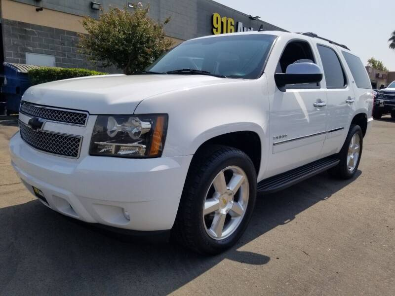 2013 Chevrolet Tahoe for sale at 916 Auto Mart in Sacramento CA