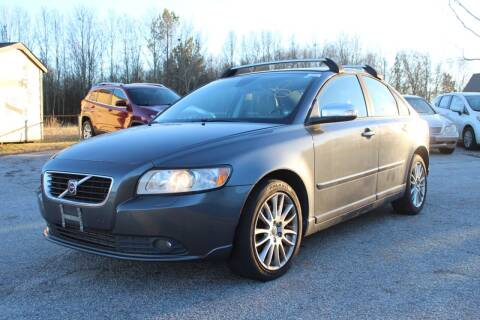 2008 Volvo S40 for sale at UpCountry Motors in Taylors SC