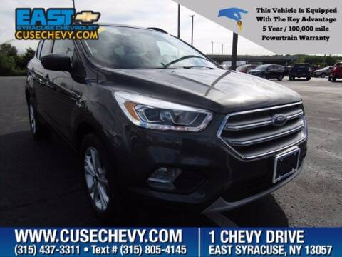 2017 Ford Escape for sale at East Syracuse Performance Sales & Service in Syracuse NY