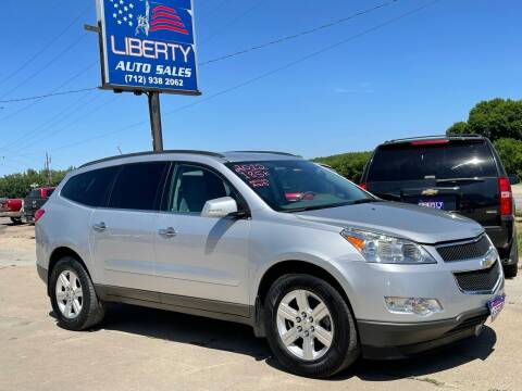 2012 Chevrolet Traverse for sale at Liberty Auto Sales in Merrill IA