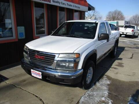 2004 GMC Canyon for sale at Autoland in Cedar Rapids IA