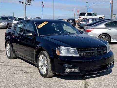 2014 Dodge Avenger for sale at Stanley Direct Auto in Mesquite TX