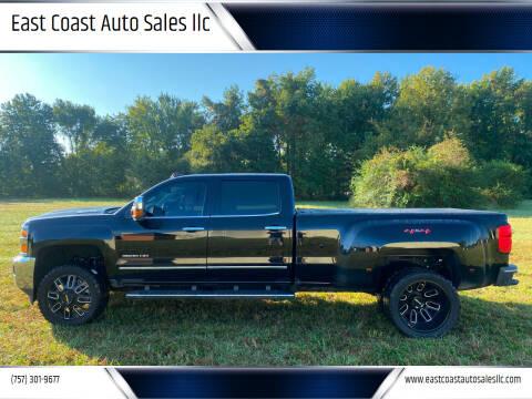 2019 Chevrolet Silverado 3500HD for sale at East Coast Auto Sales llc in Virginia Beach VA