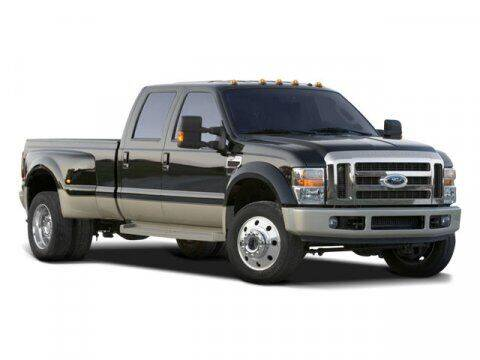 2008 Ford F-450 Super Duty for sale at Suburban Chevrolet in Claremore OK
