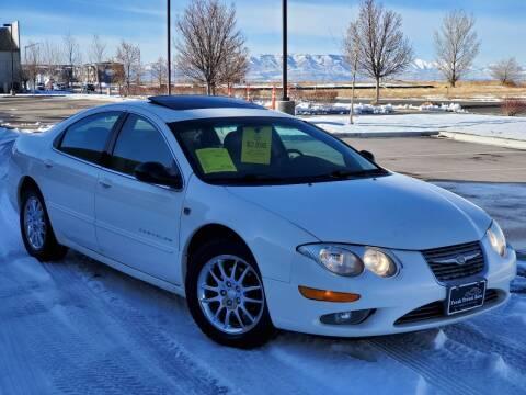 2001 Chrysler 300M for sale at FRESH TREAD AUTO LLC in Springville UT