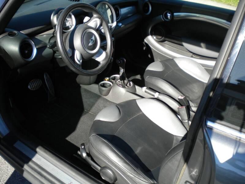 2007 MINI Cooper S 2dr Hatchback - Waynesboro VA