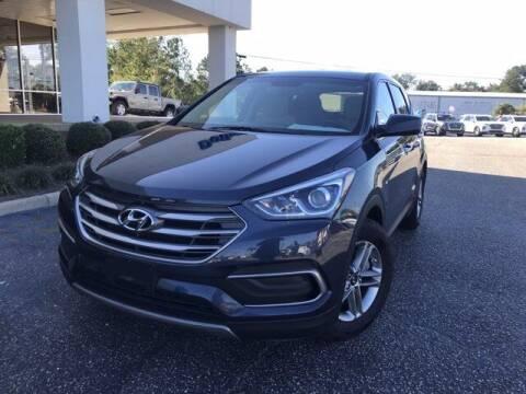 2018 Hyundai Santa Fe Sport for sale at Mike Schmitz Automotive Group in Dothan AL