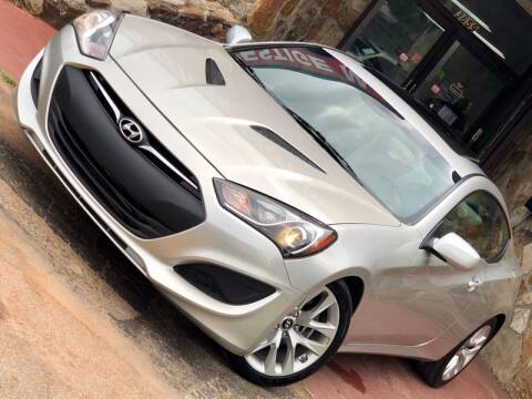 2013 Hyundai Genesis Coupe for sale at Atlanta Prestige Motors in Decatur GA