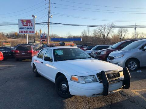 2004 Ford Crown Victoria for sale at KB Auto Mall LLC in Akron OH