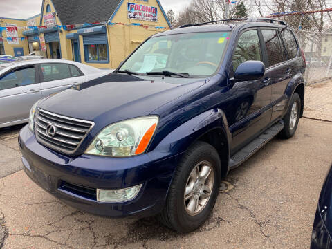 2007 Lexus GX 470 for sale at Polonia Auto Sales and Service in Hyde Park MA