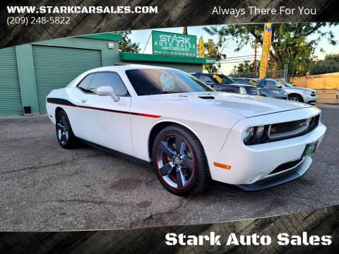 2013 Dodge Challenger for sale at Stark Auto Sales in Modesto CA