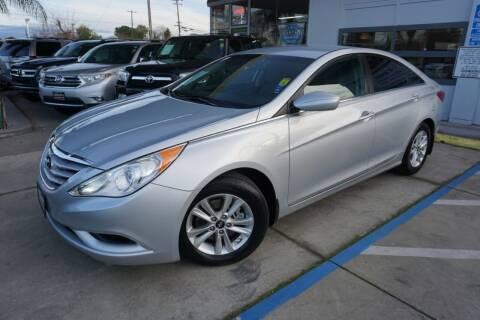 2012 Hyundai Sonata for sale at Industry Motors in Sacramento CA