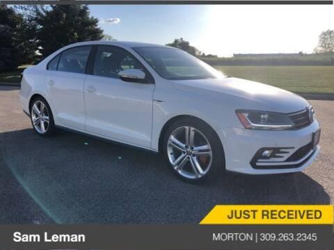 2017 Volkswagen Jetta for sale at Sam Leman CDJRF Morton in Morton IL