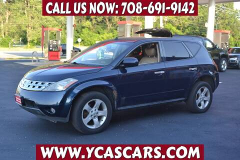 2005 Nissan Murano for sale at Your Choice Autos - Crestwood in Crestwood IL