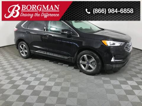 2020 Ford Edge for sale at BORGMAN OF HOLLAND LLC in Holland MI