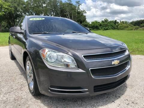 2012 Chevrolet Malibu for sale at Auto Export Pro Inc. in Orlando FL