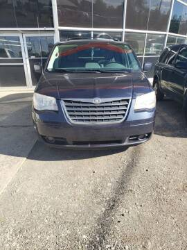 2008 Chrysler Town and Country for sale at Fansy Cars in Mount Morris MI