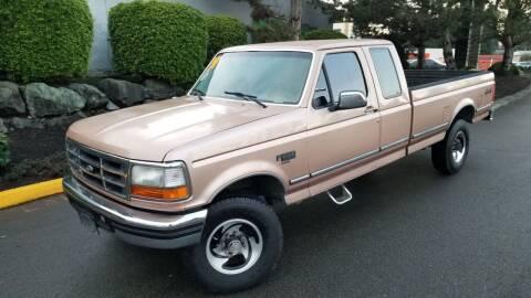 1994 Ford F-250 for sale at SS MOTORS LLC in Edmonds WA