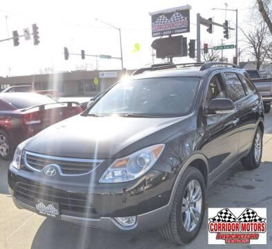 2012 Hyundai Veracruz for sale at Corridor Motors in Cedar Rapids IA