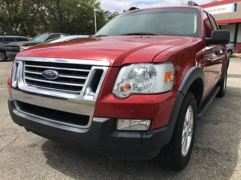 2010 Ford Explorer Sport Trac for sale at Capital City Imports in Tallahassee FL