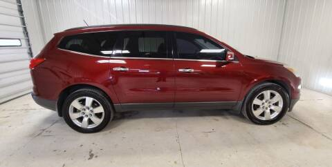 2010 Chevrolet Traverse for sale at Ubetcha Auto in St. Paul NE