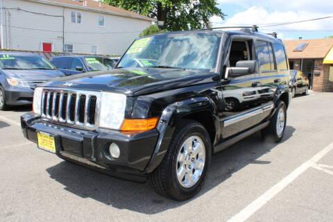 2008 Jeep Commander for sale at Lodi Auto Mart in Lodi NJ