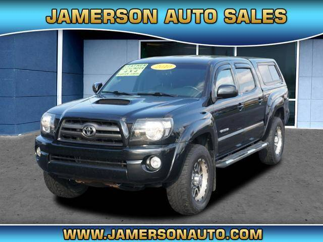 2010 Toyota Tacoma for sale at Jamerson Auto Sales in Anderson IN