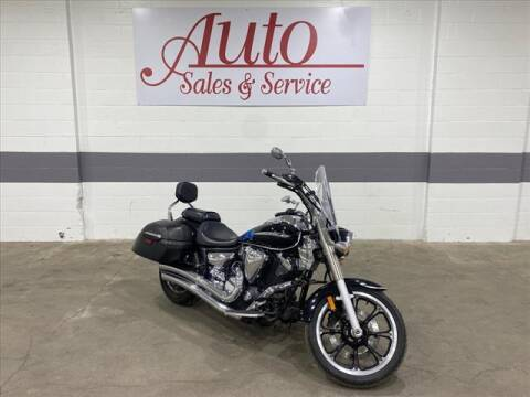 2009 Yamaha XVS for sale at Auto Sales & Service Wholesale in Indianapolis IN