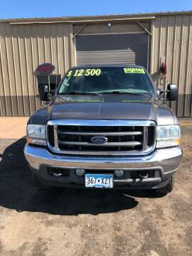 2004 Ford F-250 Super Duty for sale at Motorsota in Becker MN
