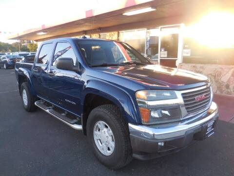 2004 GMC Canyon for sale at Auto 4 Less in Fremont CA
