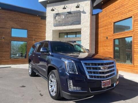 2017 Cadillac Escalade ESV for sale at Hamilton Motors in Lehi UT
