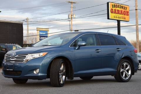 2012 Toyota Venza for sale at Broadway Garage of Columbia County Inc. in Hudson NY