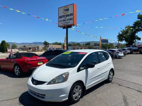 2010 Honda Fit for sale at TDI AUTO SALES in Boise ID