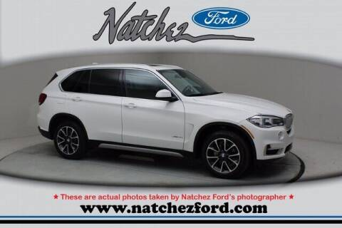 2018 BMW X5 for sale at Auto Group South - Natchez Ford Lincoln in Natchez MS