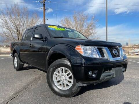 2014 Nissan Frontier for sale at UNITED Automotive in Denver CO