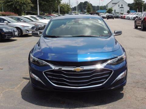 2019 Chevrolet Malibu for sale at Auto Finance of Raleigh in Raleigh NC