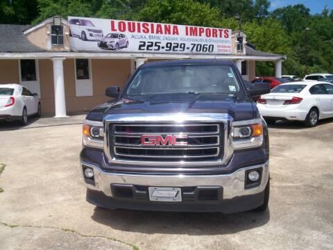 2014 GMC Sierra 1500 for sale at Louisiana Imports in Baton Rouge LA