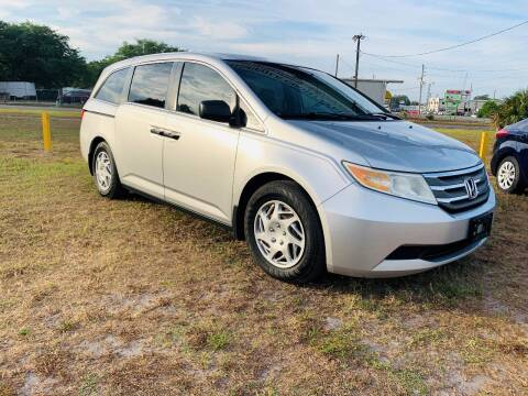 2011 Honda Odyssey for sale at Unique Motor Sport Sales in Kissimmee FL