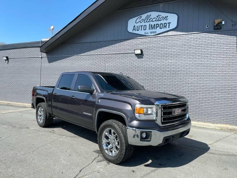 2014 GMC Sierra 1500 for sale at Collection Auto Import in Charlotte NC