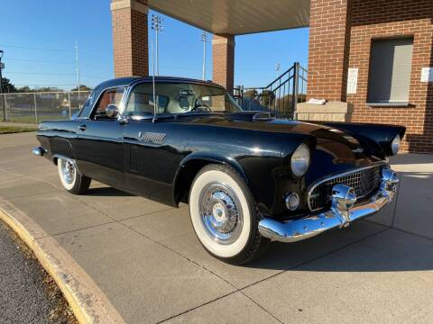 1956 Ford Thunderbird for sale at Klemme Klassic Kars in Davenport IA