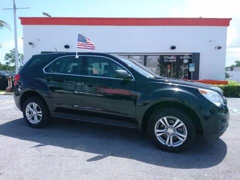 2014 Chevrolet Equinox for sale at Car Depot in Miramar FL