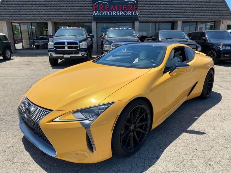 2019 Lexus LC 500 for sale in Plainfield, IL