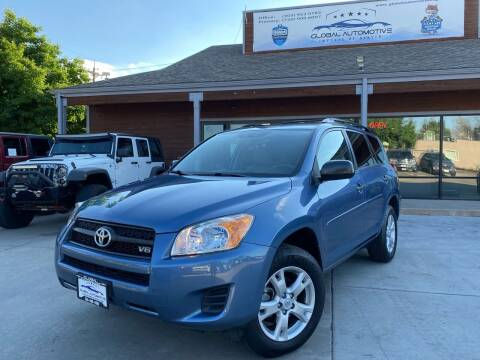 2009 Toyota RAV4 for sale at Global Automotive Imports in Denver CO