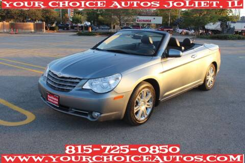 2009 Chrysler Sebring for sale at Your Choice Autos - Joliet in Joliet IL
