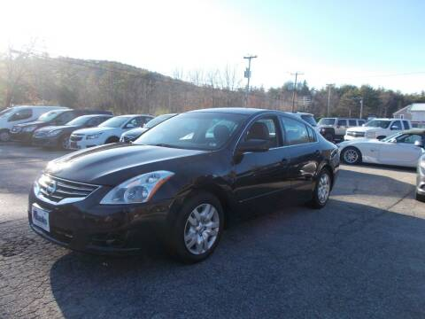 2012 Nissan Altima for sale at Manchester Motorsports in Goffstown NH