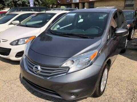 2016 Nissan Versa Note for sale at NORTH CHICAGO MOTORS INC in North Chicago IL