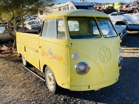 1960 Volkswagen n/a for sale at Collector Car Channel - Desert Gardens Mobile Homes in Quartzsite AZ