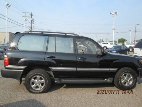 2001 Toyota Land Cruiser for sale at Auto Acres in Billings MT