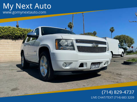 2009 Chevrolet Tahoe for sale at My Next Auto in Anaheim CA